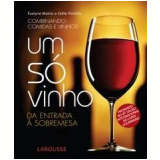 Um Só Vinho: da Entrada à Sobremesa - Évelyne Malnic, Odile Pontillo