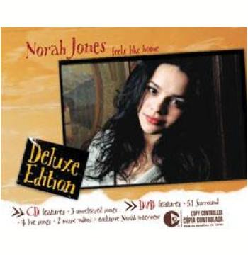 Norah Jones - Fells Like Home (DVD)
