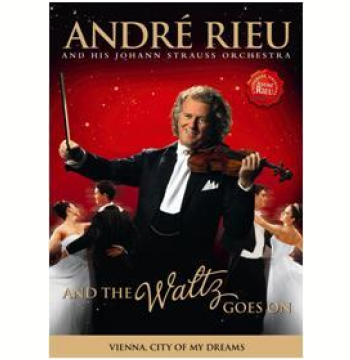 André Rieu - And The Waltz Goes On (DVD)