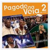 Sorriso Maroto / Alexandre Pires / Exaltasamba / Revelação - Pagode na Veia 2 (CD) - Sorriso Maroto / Alexandre Pires / Exaltasamba / Revelação
