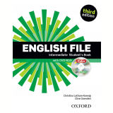 English File Intermediate Student Book With Itutor Cd Included - Third Edition -