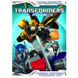 Transformers Prime - 1� Temporada - Volume 5 (DVD) -