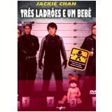 Tres Ladroes E Um Bebe - Ee (DVD) - Jackie Chan