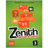 Zenith 3 - Livre + DVD-Rom (A3) - Evelyne Sirejols
