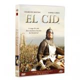 El Cid (duplo) (DVD) - Vários (veja lista completa)