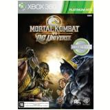 Mortal Kombat Vs Dc Universe (X360) -