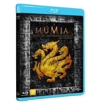 A Múmia - Tumba Do Imperador Dragão  (Blu-Ray)