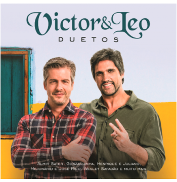 Victor & Léo - Duetos  (CD)