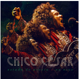 Chico Cesar - Estado de Poesia - Digipack (ao Vivo) (CD) - Chico Cesar