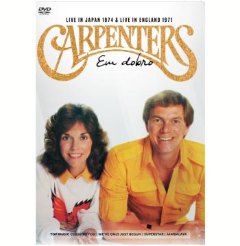 Carpenters - Em Dobro (DVD)