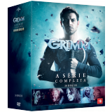 Box - Grimm - A Série Completa (30 Discos) (DVD) - Bree Turner, Silas Weir Mitchell