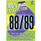 80's Collection – 1988 e 1989 (DVD) - Vários (veja lista completa)