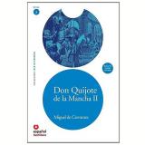 Don Quixote De La Mancha Ii - Moderna - Didáticos