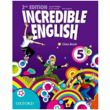 Incredible English 5 Class Book - Second Edition -