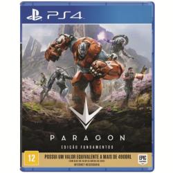 Games - Paragon - Edição Fundamentos - 711719504740