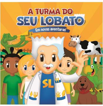 A Turma do Seu Lobato - Volume 3 (CD)