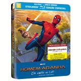 Homem-Aranha - De Volta ao Lar (Blu-Ray Stellbook) - Vários (veja lista completa)