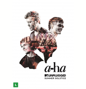 A-ha - MTV Unplugged Summer Solstice (DVD)