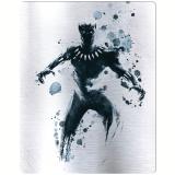 Pantera Negra - Steelbook (Blu-Ray + Blu-Ray 3D) - Chadwick Boseman