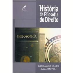 Hist�ria da Filosofia do Direito