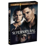 Supernatural - Sobrenatural - 7� Temporada (DVD) -