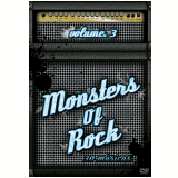 Monsters Of Rock Vol.3 (DVD) - V�rios