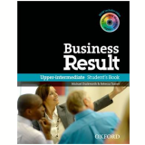 Business Result Upper-Intermediate Student Book With Dvdrom Pack -