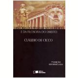 Historia Do Pensamento Juridico E Da Filosofia Do Direito - Claudio De Cicco