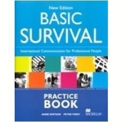 Livros - Professional / Business - Basic Survival Workbook - Peter Viney - 9781405003940