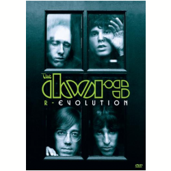 DVD - The Doors - R - evolution - The Doors - 7891430126490