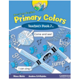 American English Primary Colors 2 - Teacher's Book - Andrew Littlejohn