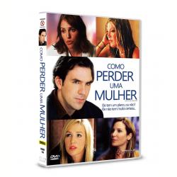DVD - Como Perder Uma Mulher - 7898554232304