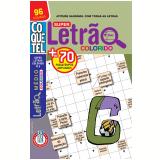 Super Letrão Colorido 6 - Equipe Coquetel