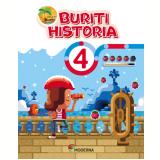 Buriti - História - 4º Ano - Editora Moderna