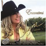 Jayne - Encontros (CD) - Jayne