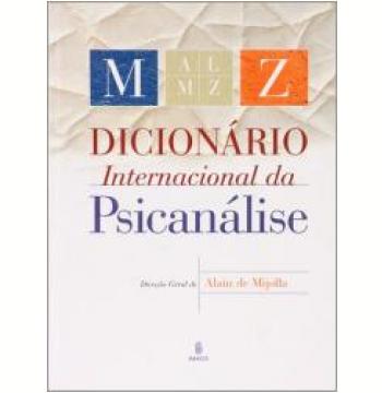 Dicionário Internacional da Psicanálise