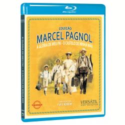 Blu - Ray - Coleção Marcel Pagnol - A Glória de Meu Pai + O Castelo de Minha Mãe - Benoît Martin - 7895233183506