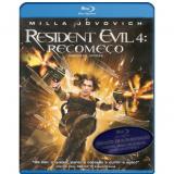 Resident Evil - Recomeço (Vol. 4) (Blu-Ray) - Ali Larter
