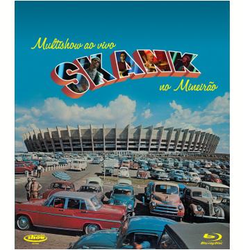Multishow Ao Vivo - Skank no Minerão  (Blu-Ray)