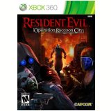 Resident Evil: Operation Raccoon City (X360) -