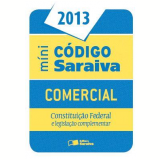 Código Comercial Mini - Editora Saraiva (Org.)