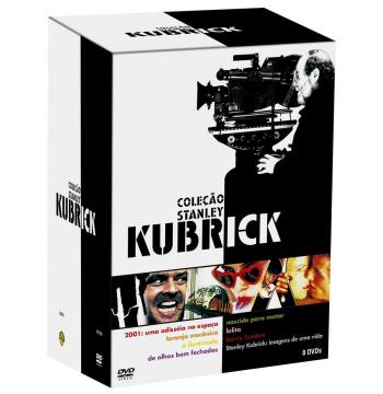 Coleção Stanley Kubrick (DVD)