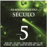 As Melhores Do Seculo - Vol.5 (CD) -