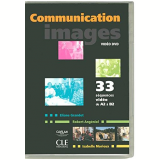 Communication En Images DVD Ntsc - 33 Sequences - De A2 a B2 - Cle International