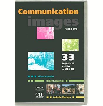 Communication En Images DVD Ntsc - 33 Sequences - De A2 a B2