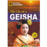 Footprint Reading Library - Level 5  1900 B2 - The Life Of A Geisha - American English + Multirom - Rob Waring