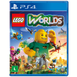 Lego Worlds (PS4) -
