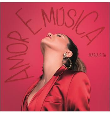 Maria Rita - Amor e Música (CD)