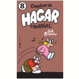 O Melhor de Hagar - O Horrivel - Vol. 8 (Pocket) - Dik Browne