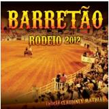 Barretao Rodeio (CD) - Vários Artistas
